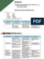 UNP Formato de PAT Modelo