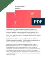 Análise SWOT - Projeto de Pesquisa