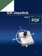 GV Joystick User Manual(JKV10 C en)