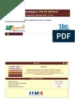 Planeacion y organización para el trabajo