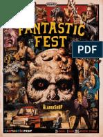2015 Fantastic Fest Guide