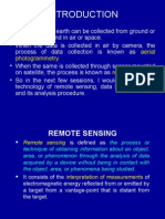 Remote Sensing 321