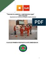 Plan de Respuesta Ante Emergencias Sede Graña y Montero