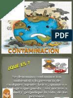 CONTAMINACIONCONTAMINACION-ppt