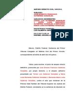 robo mercancias tipo penal federal juicio oral NSJPA
