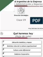 09M - Estrategia Cultura Etica RSE
