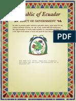 norma ecuatoriana para petroleo
