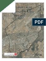 Plano Calle 1489
