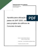 Apostila.SAP2000.Português