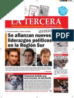 Diario La Tercera 15.09.2015