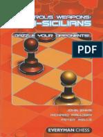Dangerous Weapons-Anti-Sicilians - Emms, Palliser, Wells