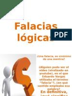 II_ Falacias Lógicas