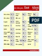 Raccourcis Excel Par Astuces Hebdo