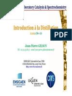 Introduction à La Distillation