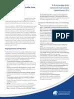 ib-common-core-position-statement