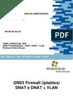 GNS3 - Debian Iptables Firewall v3