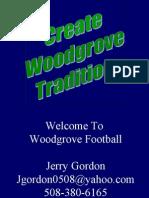 Woodgrove Parent/Player Presentation