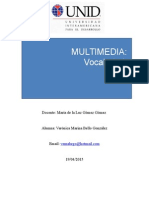 Definición de Multimedia e Hipertexto