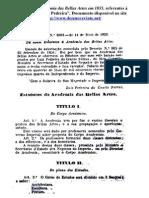 Estatutos da Escola de Belas Artes 1855