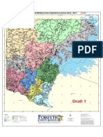 Middle School Draft 1 Fall 2016 Redistricting