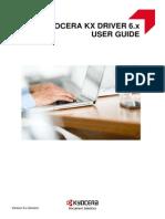 FS 1035 MFP Kyocera Driver User Guide