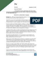 PPP Release FL 9-15-15