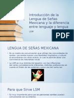 2 Lengua de Señas Mexicana