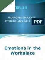 Chapter 14 Managing Employee Attitude