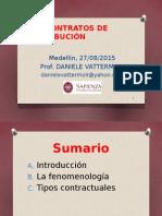 Los Contratos de Distribucion Medellin