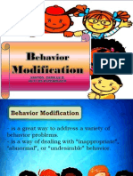 1 behavior modification  santos