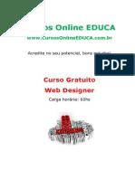 Curso Web Designer