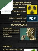 FARMACOS PARA RADIOTERAPIA