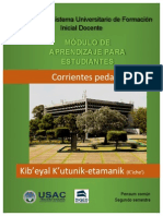 MAE Corrientes Pedagógicas