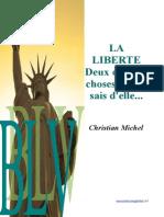 Christian Michel - La Liberté Deux Ou Trois Chose Que Je Sais d'Elle