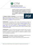 Resolução Cfm Nº 2.057-2013