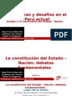 La Constitucion Del Estado Nacion Debates Fundamentales