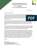 letter to parents 2015-2016