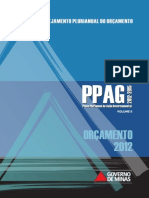 Volume II Programas Acoes Setor Governo
