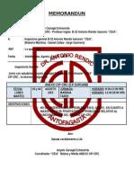 Reporte de Acciones Anexo Cip-crc Surgam