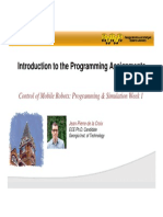 Programming & Simulation Lecture 1 Slides