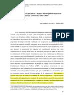 Los Movimientistas Expectativas y Desafios Del Movimiento Evita...