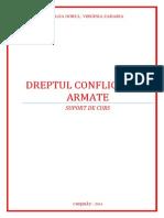Suport de Curs - Dreptul Conflictelor Armate 2014