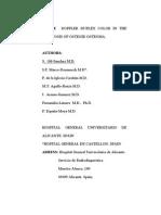 US Doppler in Osteom Osteoid