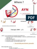 Présentation AYN