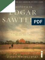A Historia de Edgar Sawtelle - David Wroblewski