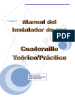 _Manual Del Instalador de Gas