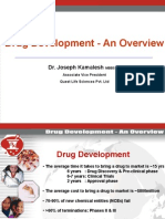 Drug Development and BE
