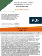 ATPS projeto multidiciplinar