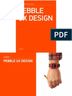 UX Guide for Pebble Watch