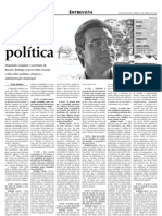 LenÇÓis Paulista, sÁbado, 6 de MarÇo De